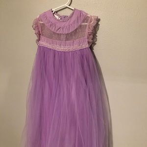 Trish Scully Girls Dress Size 7